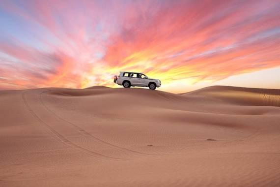Liwa Wüstensafari
