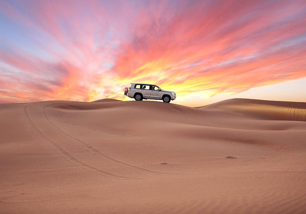 Abu Dhabi Wüstenausflug