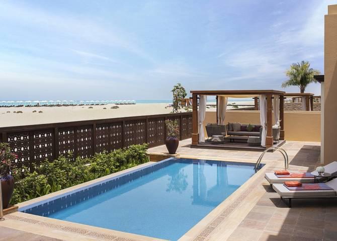 Saadiyat Rotana Resort & Villas Privatpool Villa