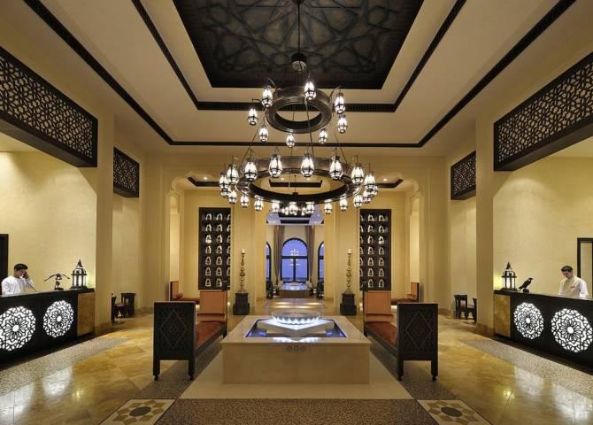 Wüstenresort Abu Dhabi