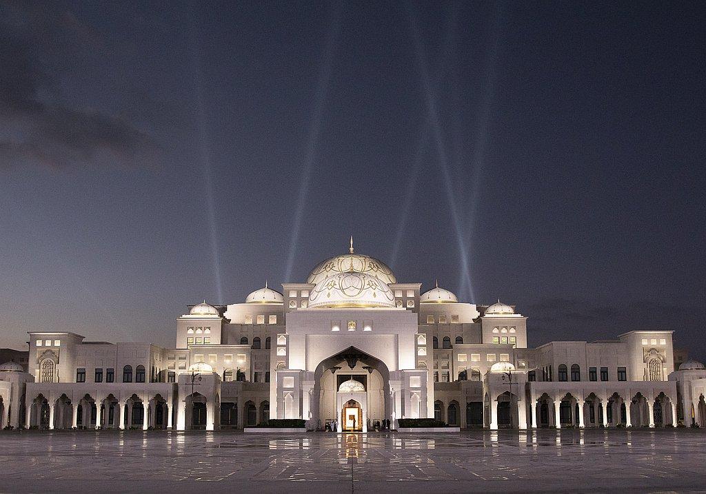 Palast Abu Dhabi