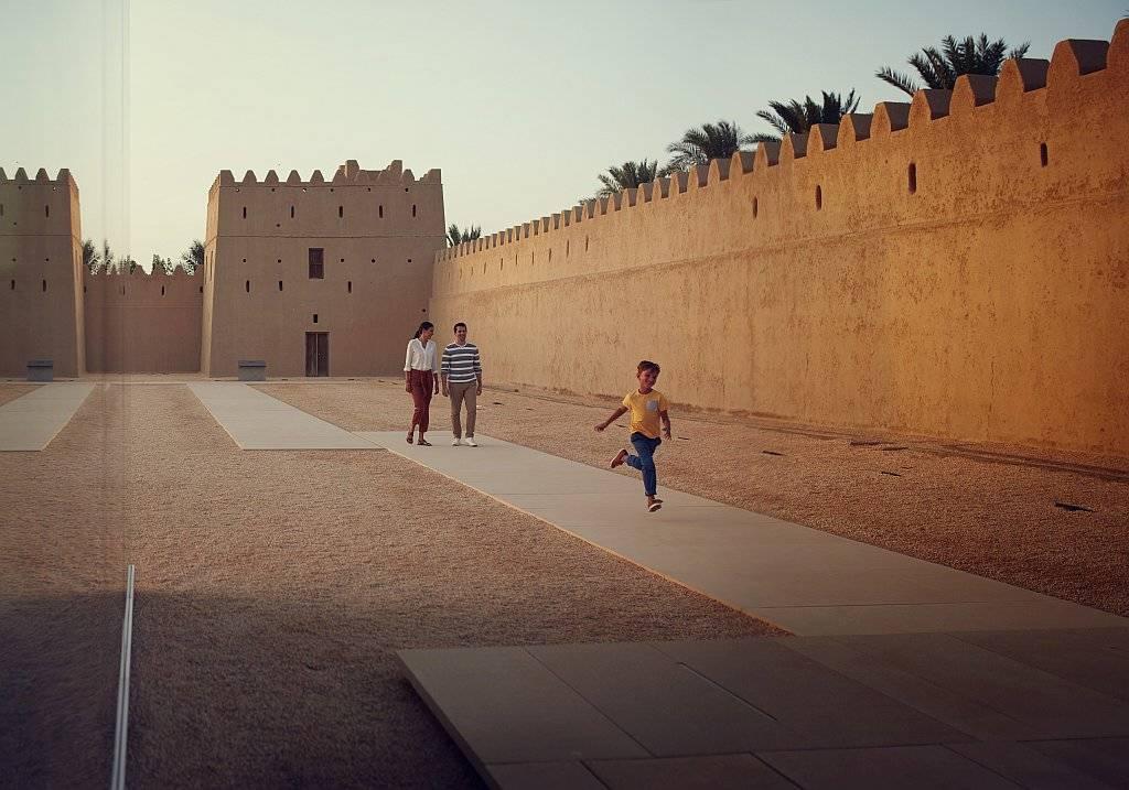 Al Muwaji Fort Al Ain