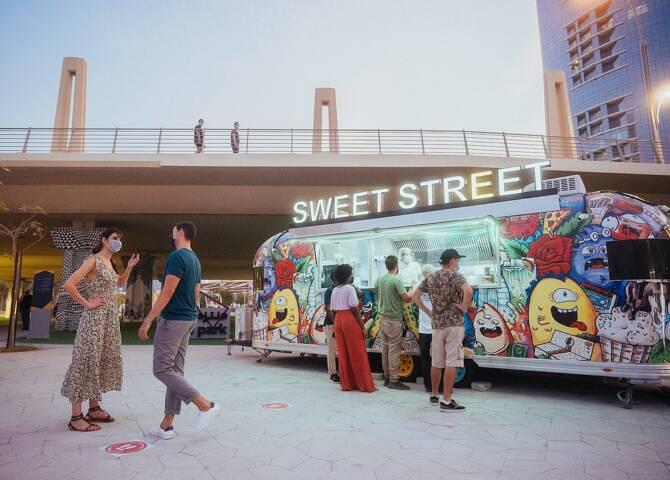 Foodtruck Abu Dhabi
