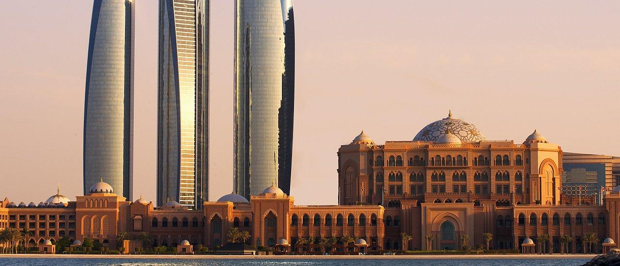Reise Abu Dhabi