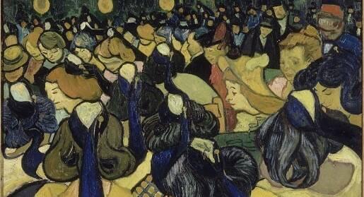 Van Gogh Louvre AUH