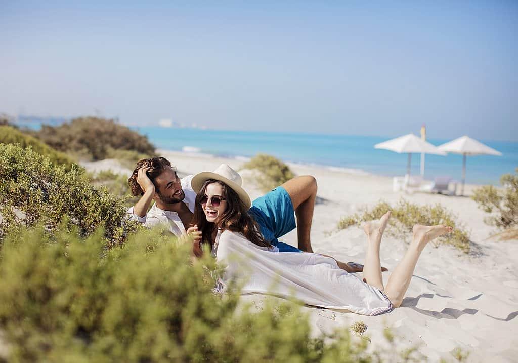 Abu Dhabi Strand Saadiyat