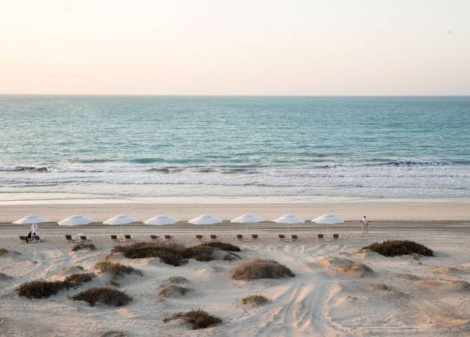 Insel Saadiyat Abu Dhabi