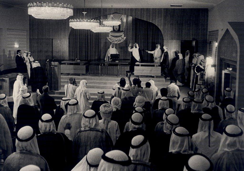 Sheikh Zayed 1971