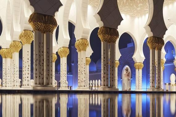 """Weltrekorde und Superlative: Sieben """"Weltwunder"""" in Abu Dhabi"""