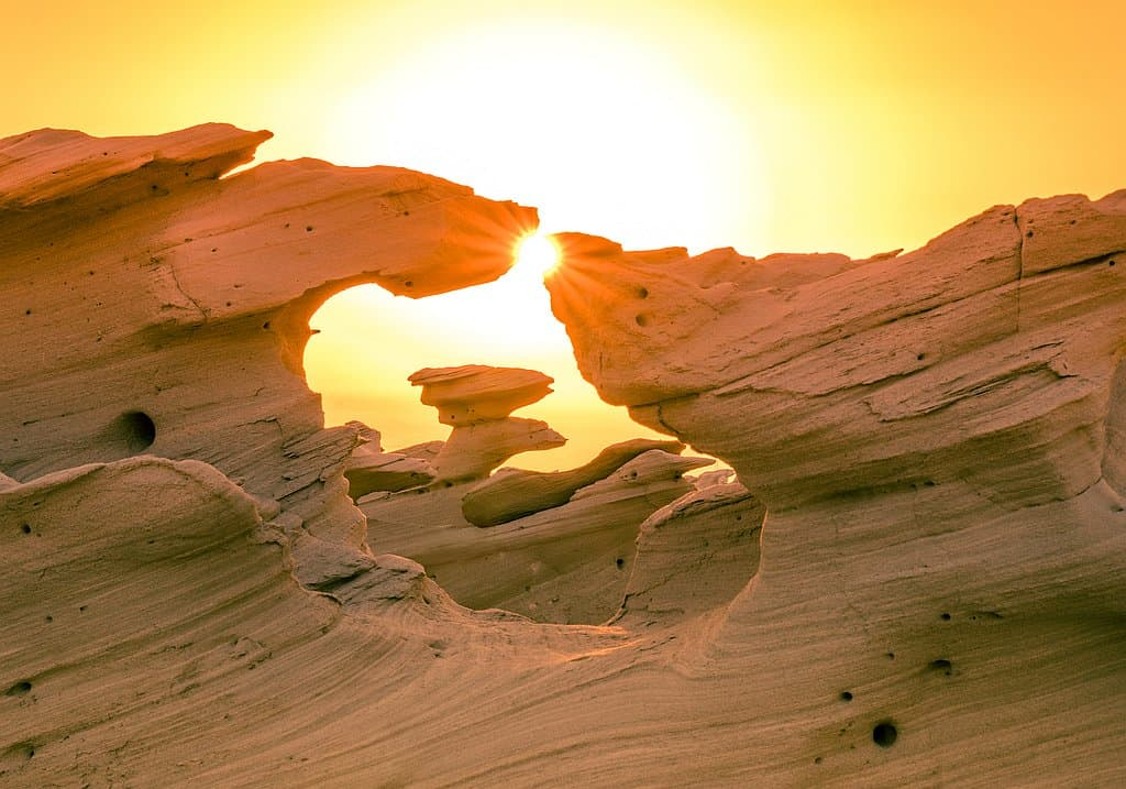 Fossil Dunes AUH