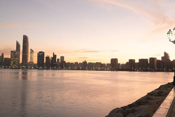 6 gute Gründe für einen Stopover in Abu Dhabi