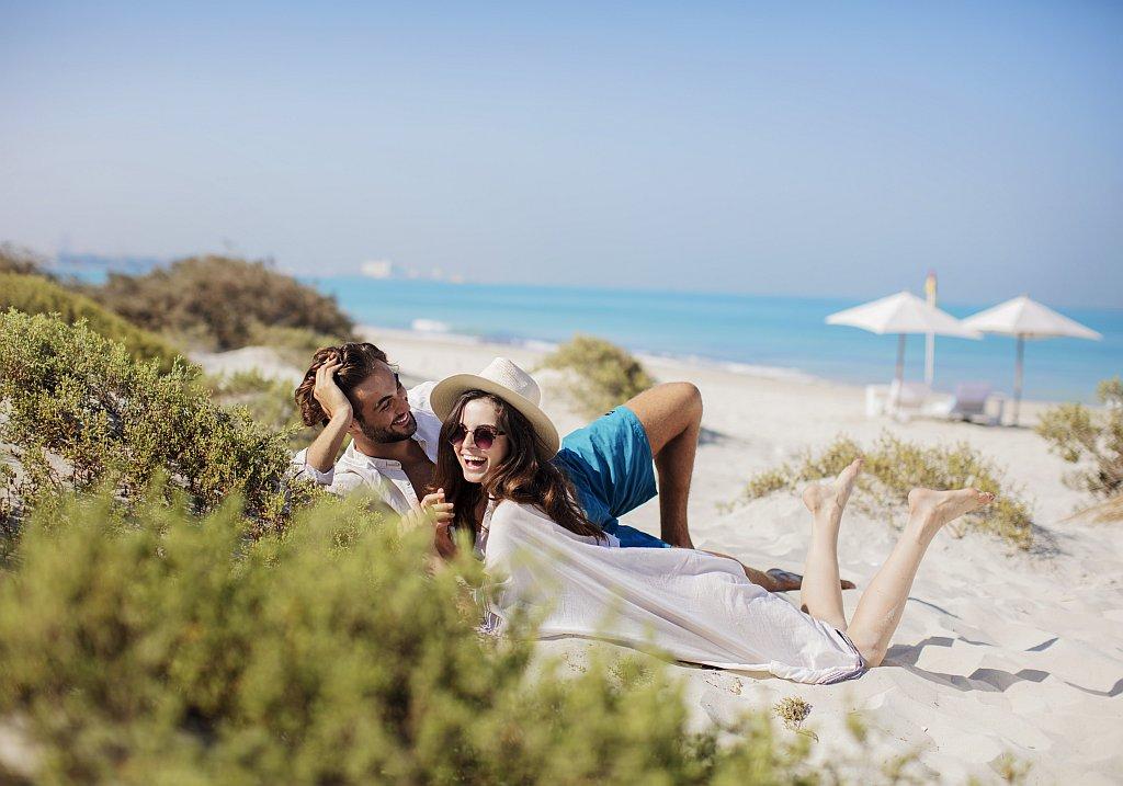 Strand Saadiyat Abu Dhabi