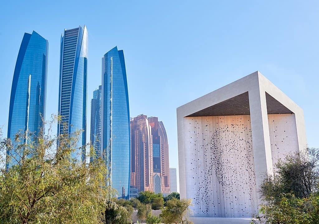 Gedenkstätte Abu Dhabi