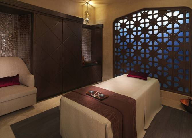 The Ritz-Carlton Abu Dhabi Spa