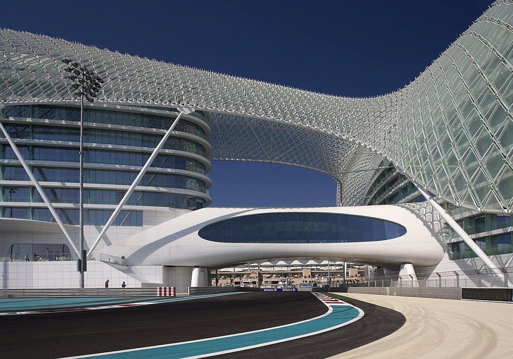 Yas Marina - W Abu Dhabi