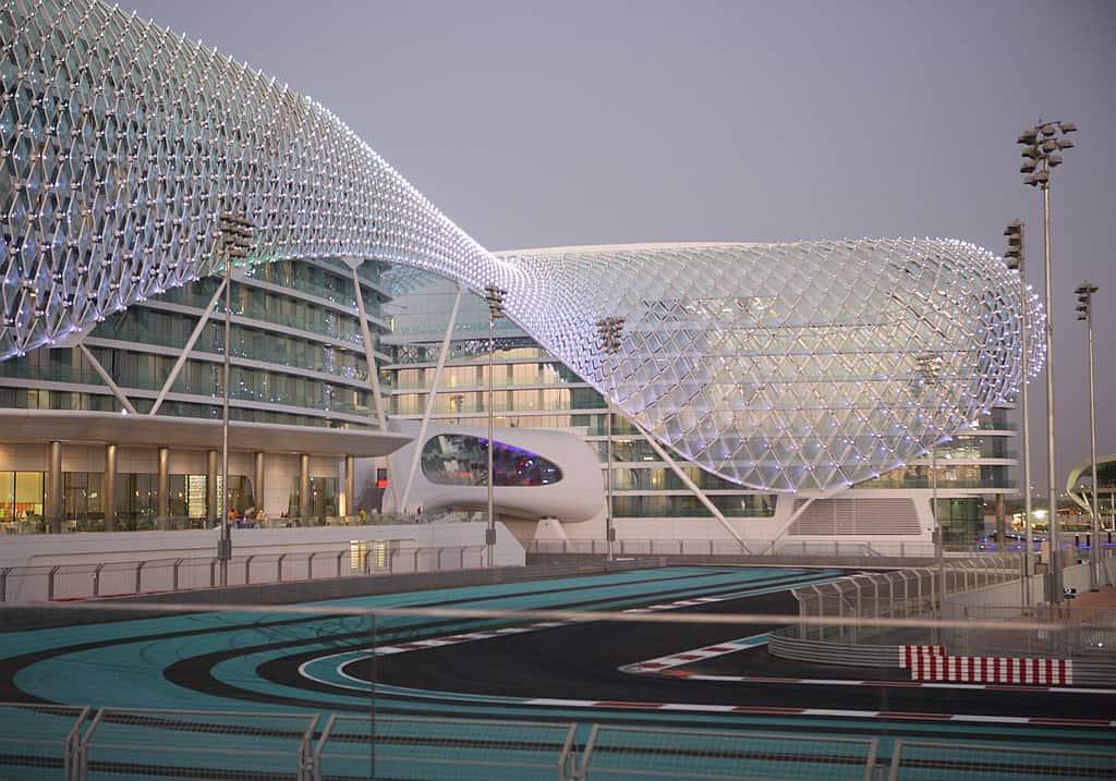 Formel 1 Abu Dhabi 2021