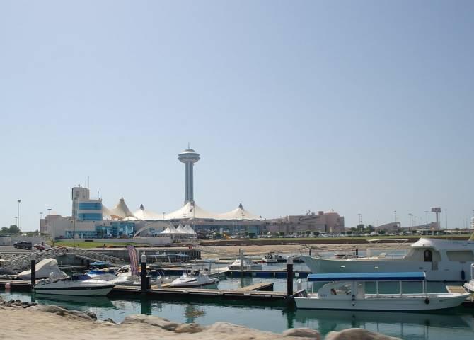 Marina Mall Abu Dhabi Tower