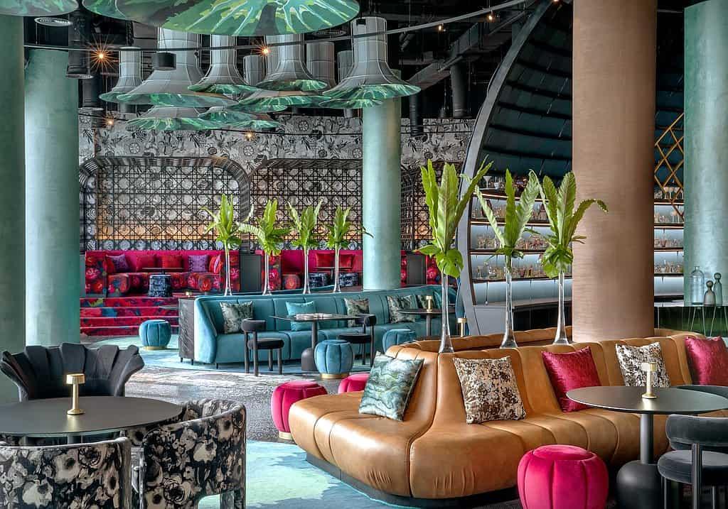 W Lounge W Abu Dhabi