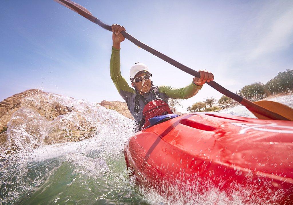 Wadi Adventure Kajak