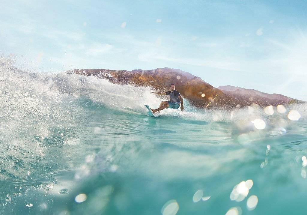 Surfen Wadi Adventure