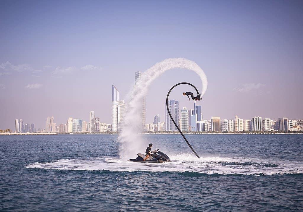 Flyboard Abu Dhabi