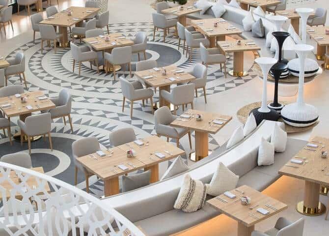 White @Jumeirah Saadiyat Island Resort