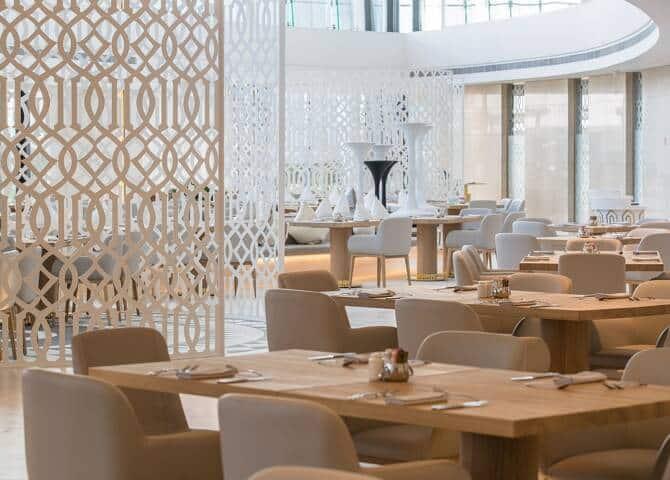 White Restaurant Abu Dhabi