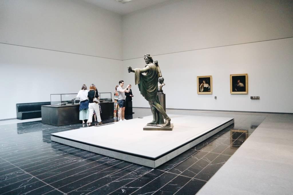 Museumstück Louvre