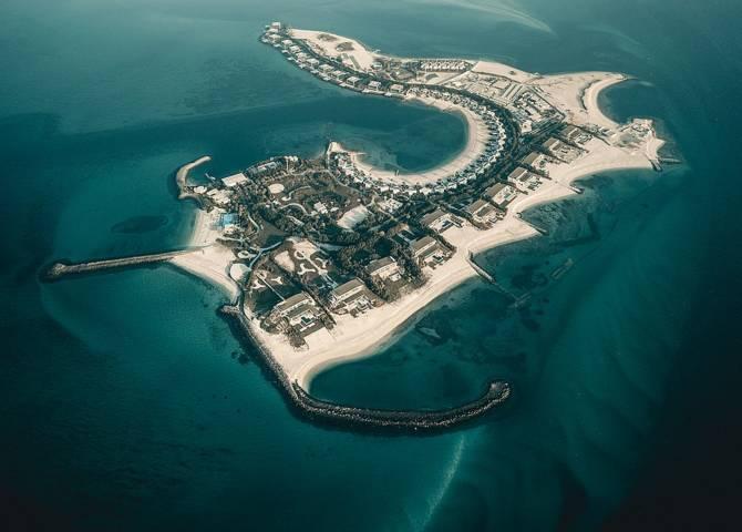 Nurai Island Abu Dhabi