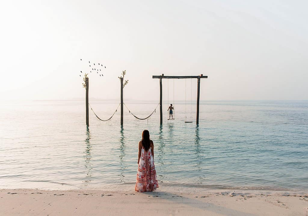Meer Zaya Nurai Island