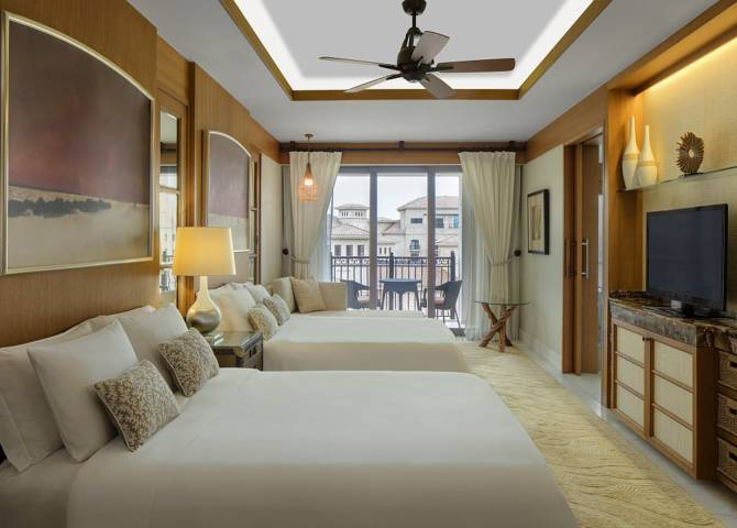Zimmer St.Regis AUH Saadiyat